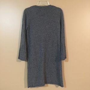 J. Crew Dresses - J. Crew Collection Italian Cashmere Gray Dress M